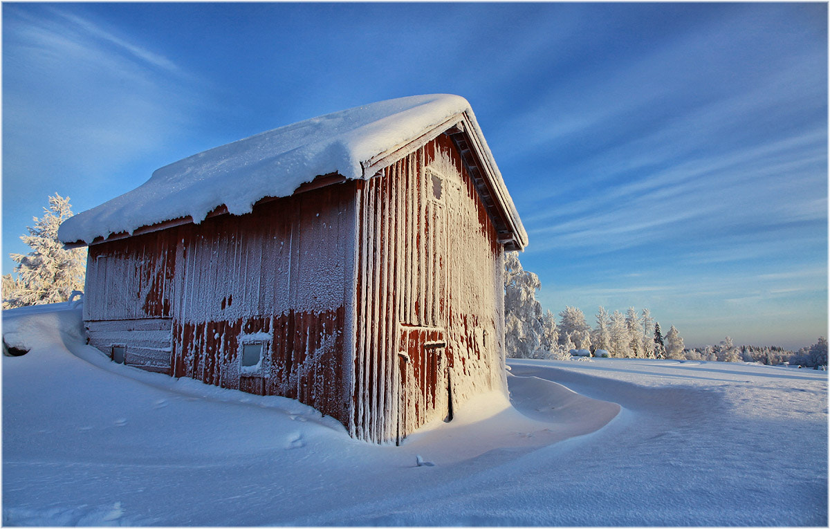 Photograph Old barn ... by Valtteri Mulkahainen on 500px