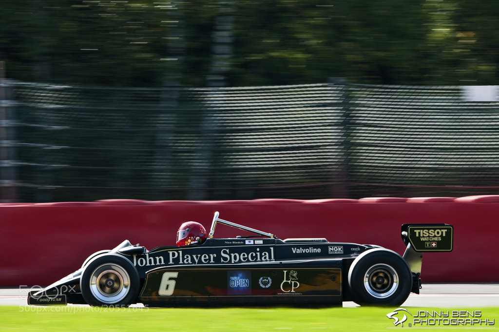 Photograph Lotus 77 by Jonny Bens on 500px