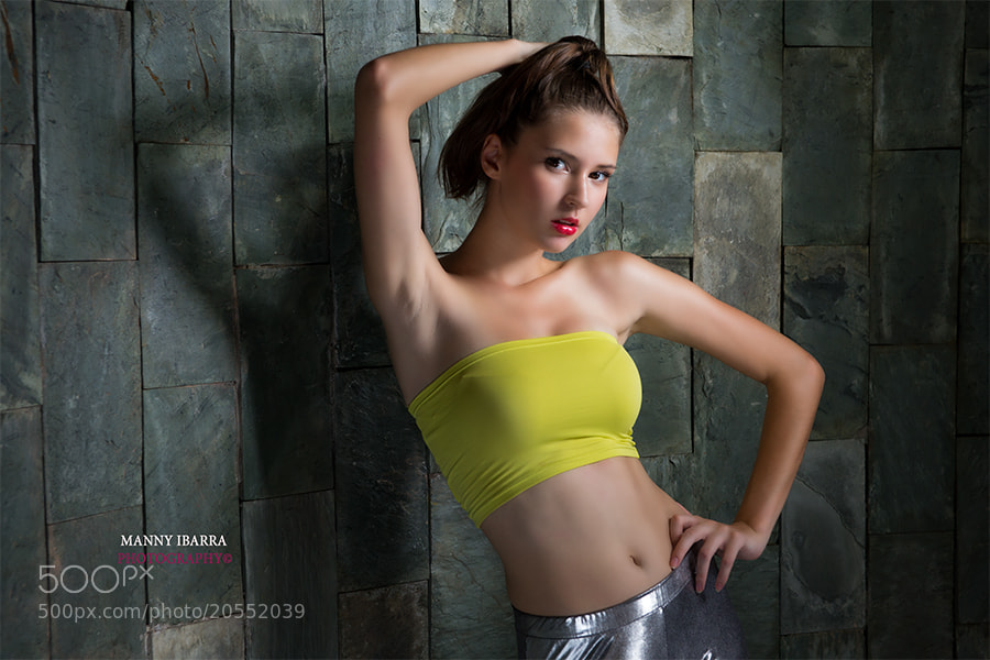Photograph Paola by Manny Ibarra on 500px
