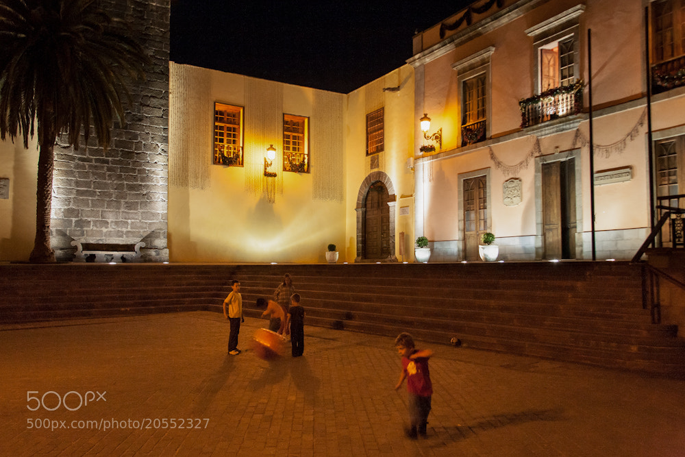 Photograph Soccer on the Plaza by Ulrich Brodde on 500px