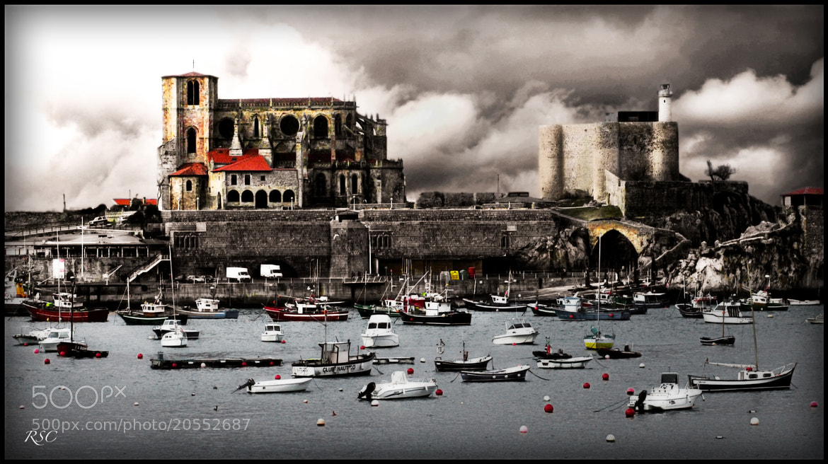 Photograph  CASTRO URDIALES (CANTABRIA) by Roge Solana on 500px