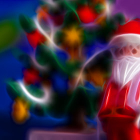 Santa wish you merry christmas!! by Daniel Romero Rodríguez (danimero)) on 500px.com