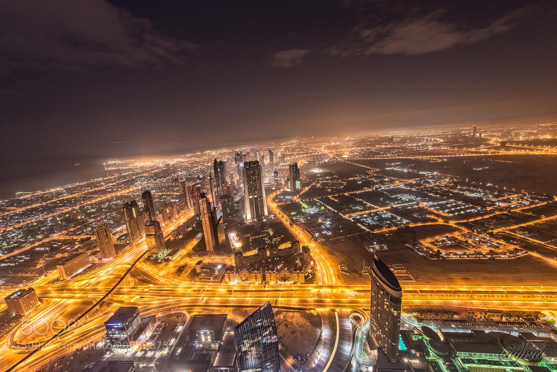 Photograph Dawn over Dubai by Manish Gajria on 500px