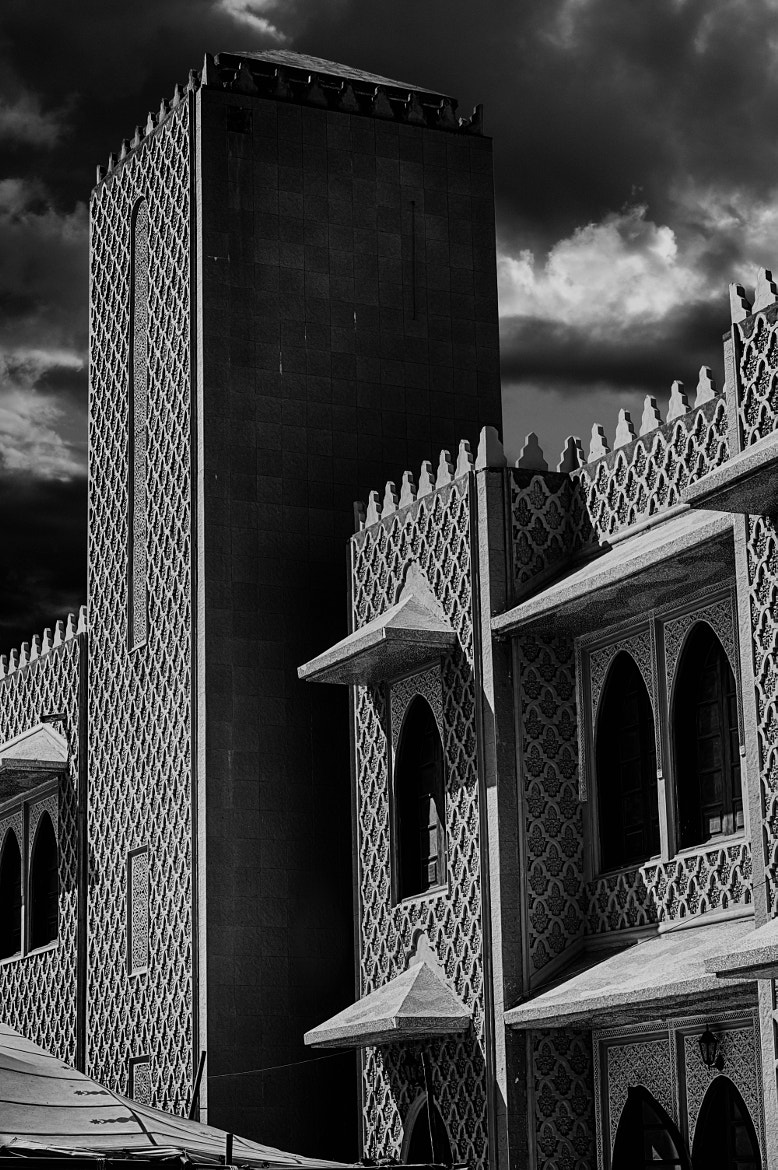 Photograph Mosque by Pape Diene on 500px