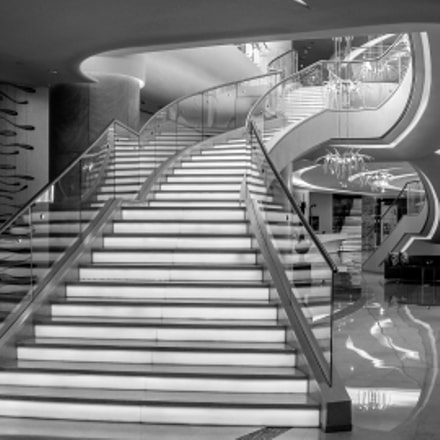 Architektuce Stair, Canon EOS 550D, Sigma 18-200mm f/3.5-6.3 DC OS HSM [II]