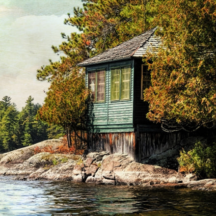 Cottage, Canon EOS 60D, Sigma 18-200mm f/3.5-6.3 DC OS