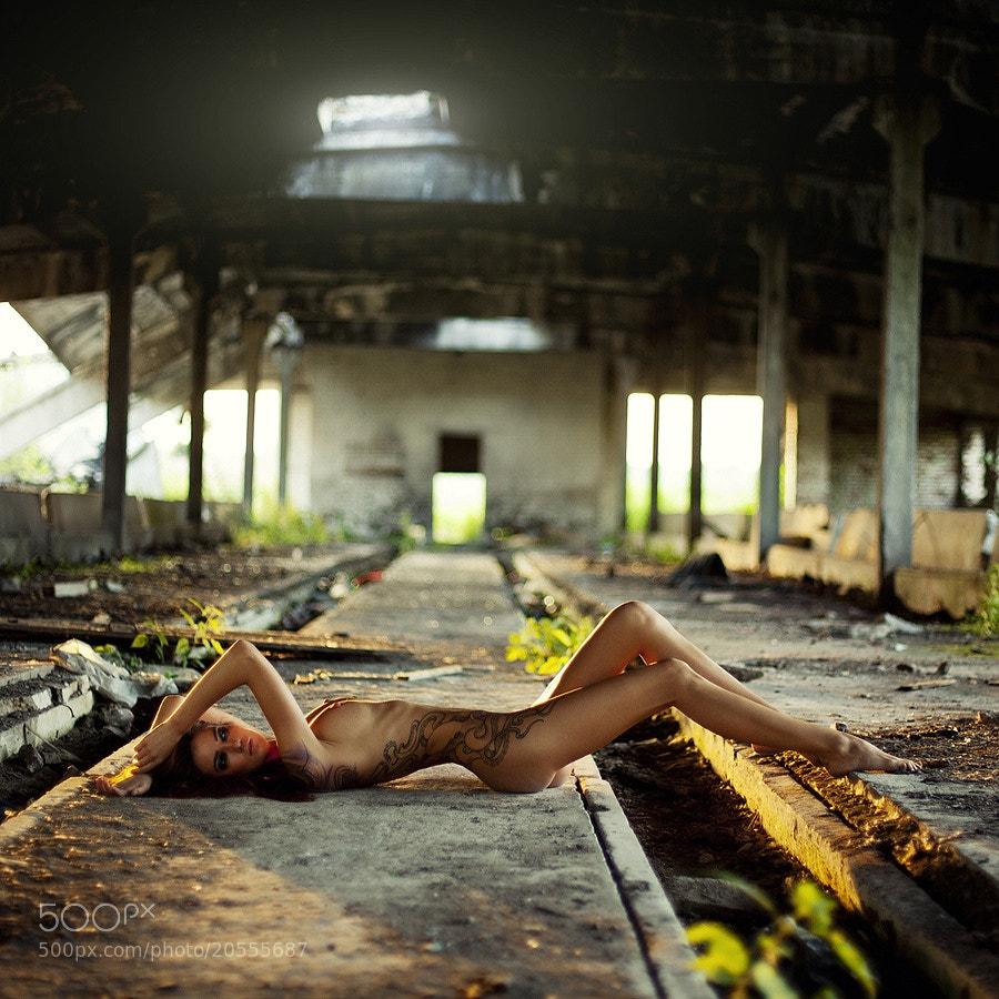 Photograph Mar'yna by Serg Ivanov on 500px