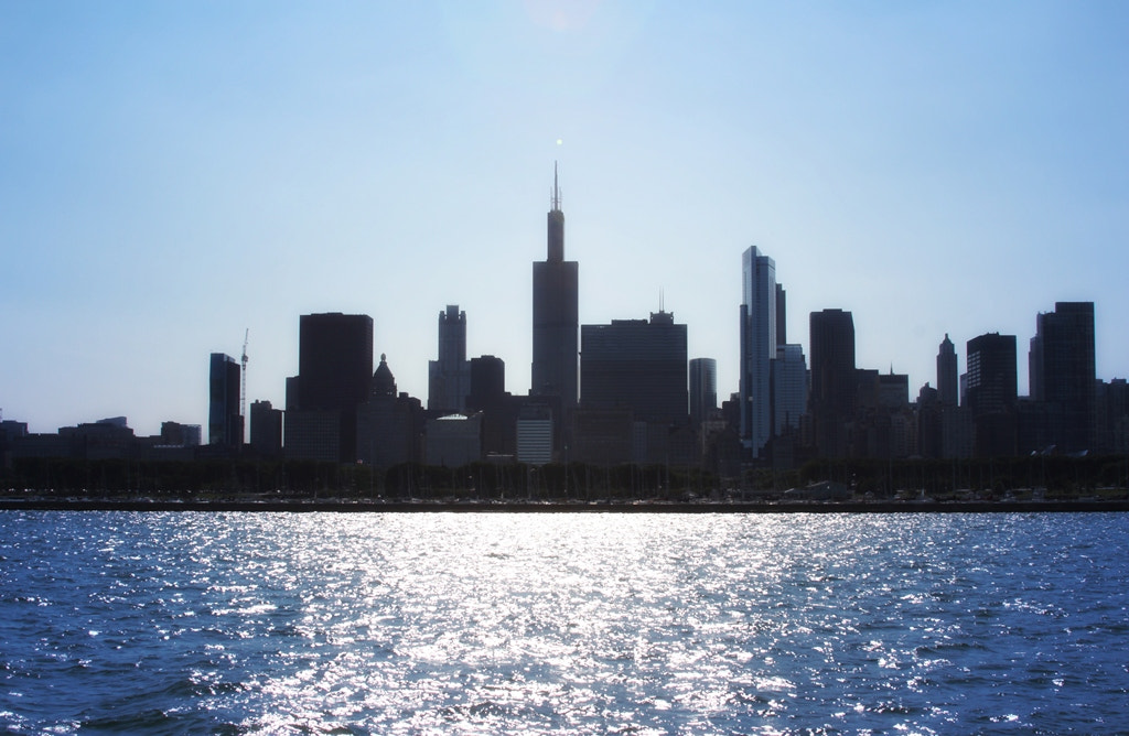 Photograph CHICAGO: SKYLINE by Rodolfo  Fuentes on 500px