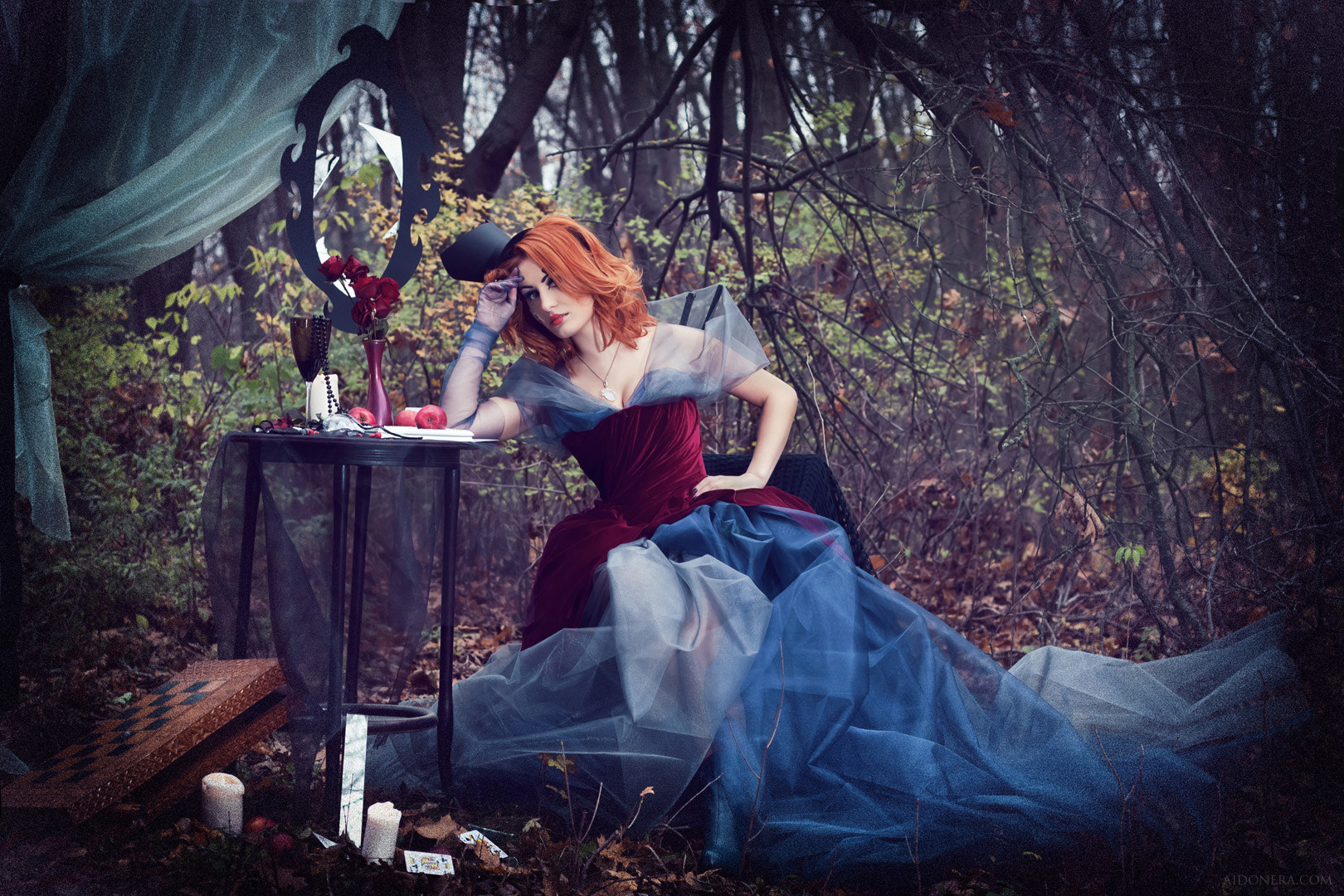Photograph Another alice by Diana Bodnarenco on 500px
