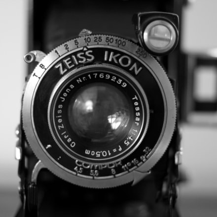 Zeiss Ikon 2, Canon EOS 500D, Canon EF 40mm f/2.8 STM