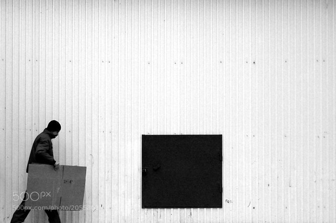 Photograph черный квадрат by Alexey Menschikov on 500px