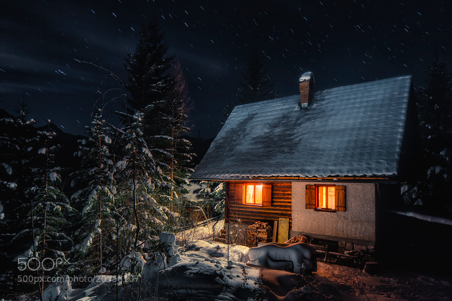 Photograph Our little retreat by Mitja Kobal on 500px