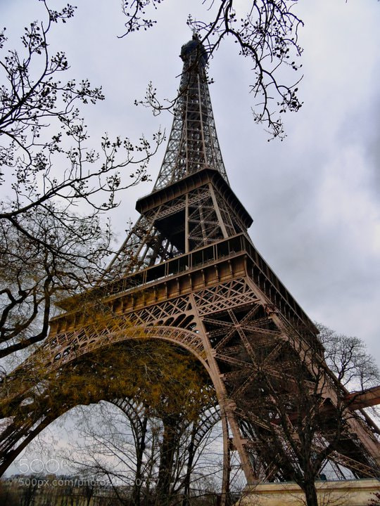 Photograph Big Feet Eiffel  by William Sannemann on 500px