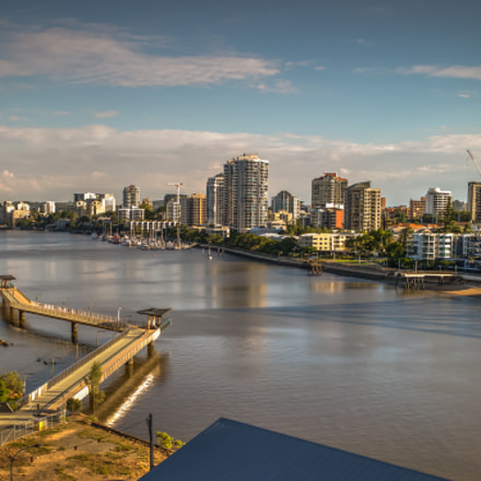 My Brisbane, Canon EOS M3, Canon EF-M 18-55mm f/3.5-5.6 IS STM