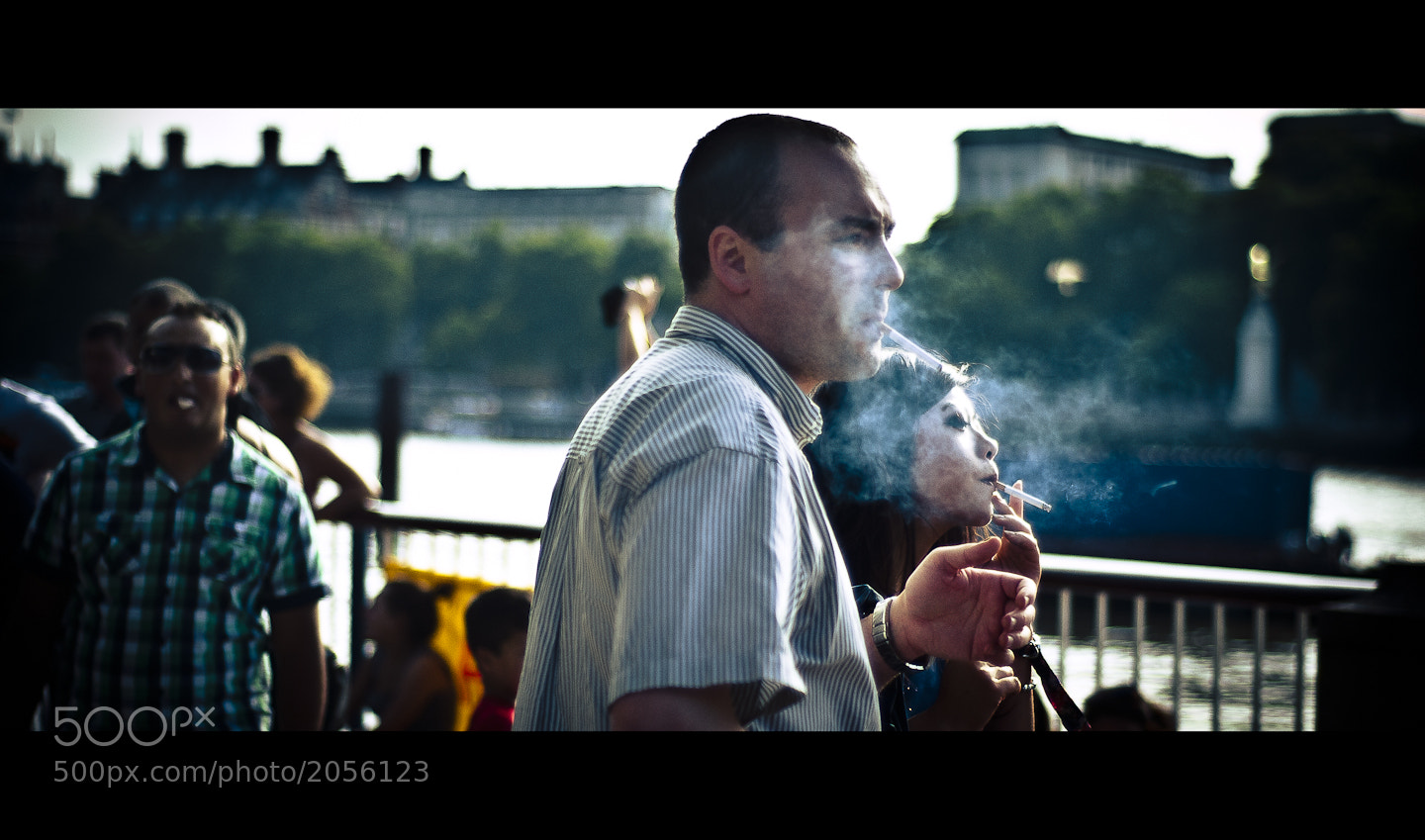 Photograph Smokers delight by Chak H on 500px