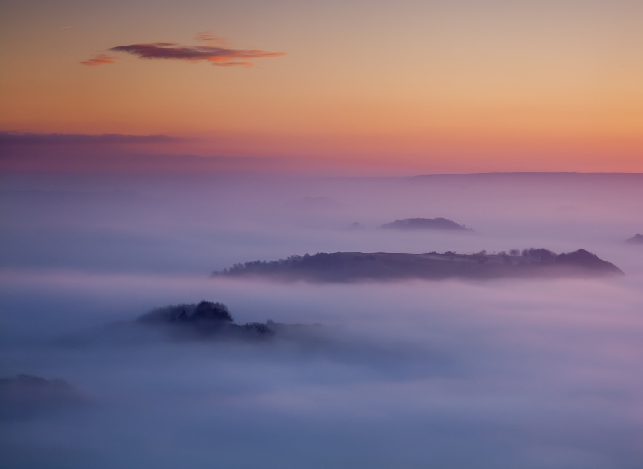 Photograph Above the Clouds by Steve Luck on 500px
