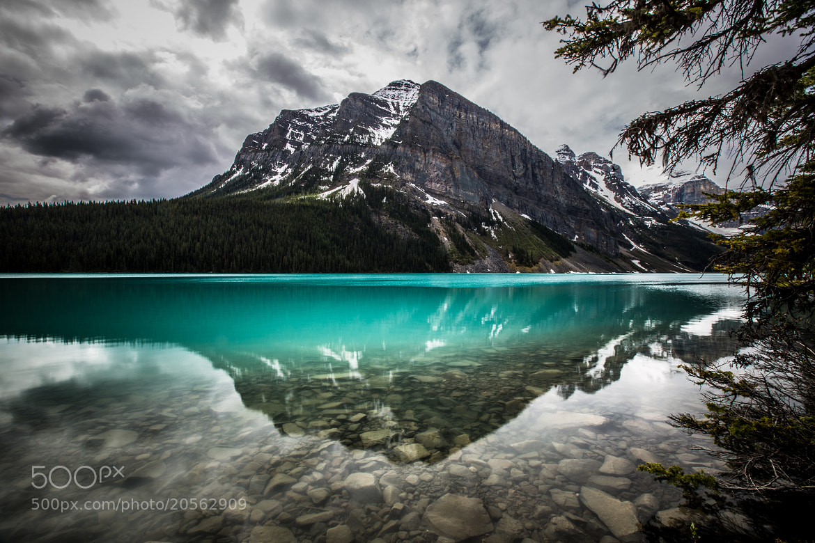Photograph Lake Louise - Canada by Michael Kalachov on 500px