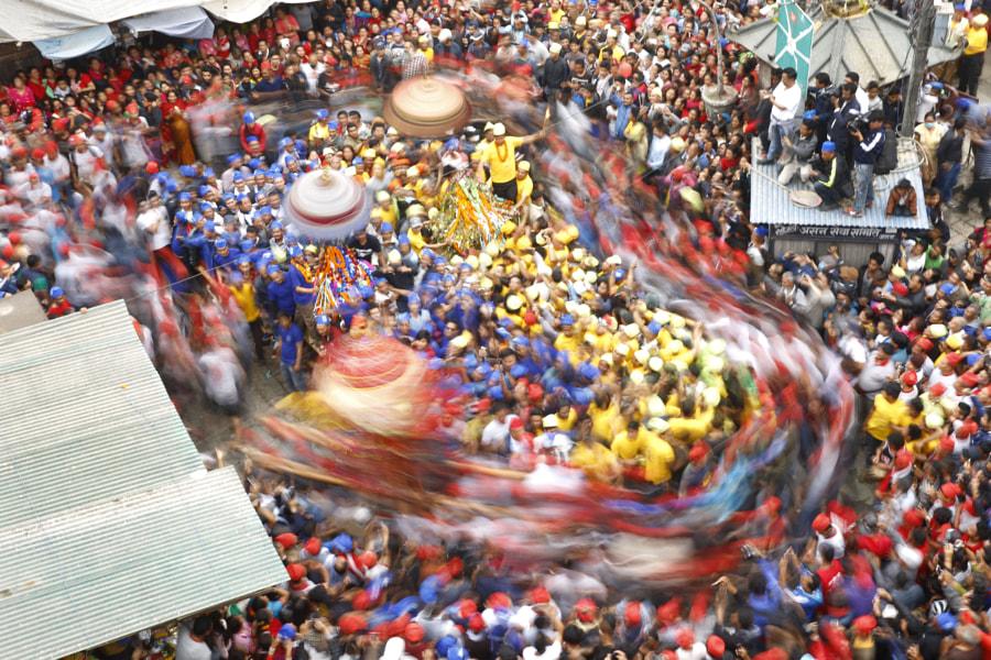 Pahachare Festival in Nepal by Skanda Gautam on 500px.com