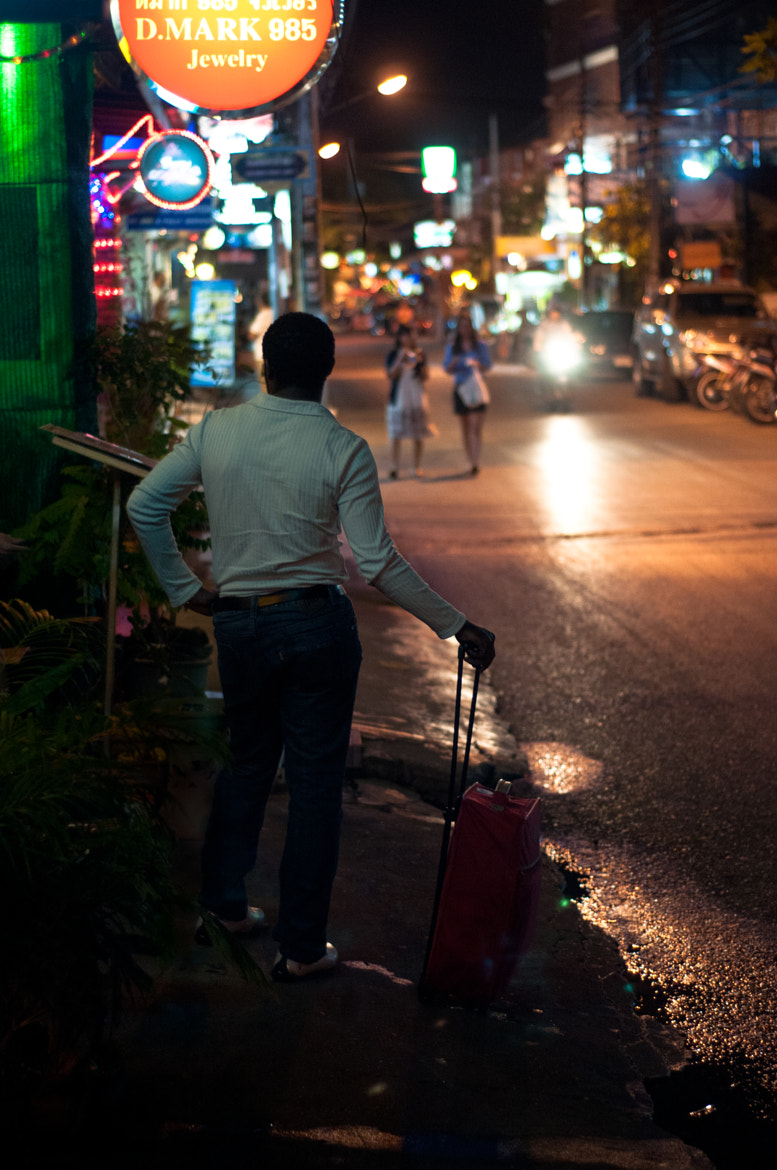 Photograph Waiting on cab,Chiang Mai,Thailand by Petr  Sejkora on 500px