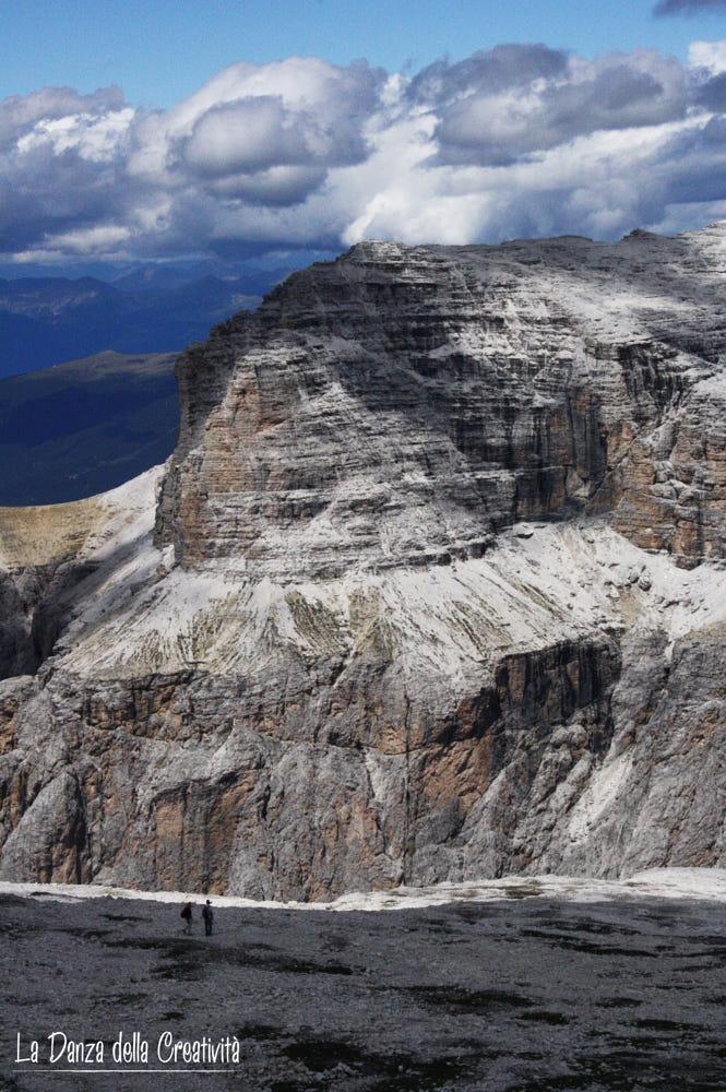 Sass Pordoi La Terrazza Delle Dolomiti M 2950 By Rita