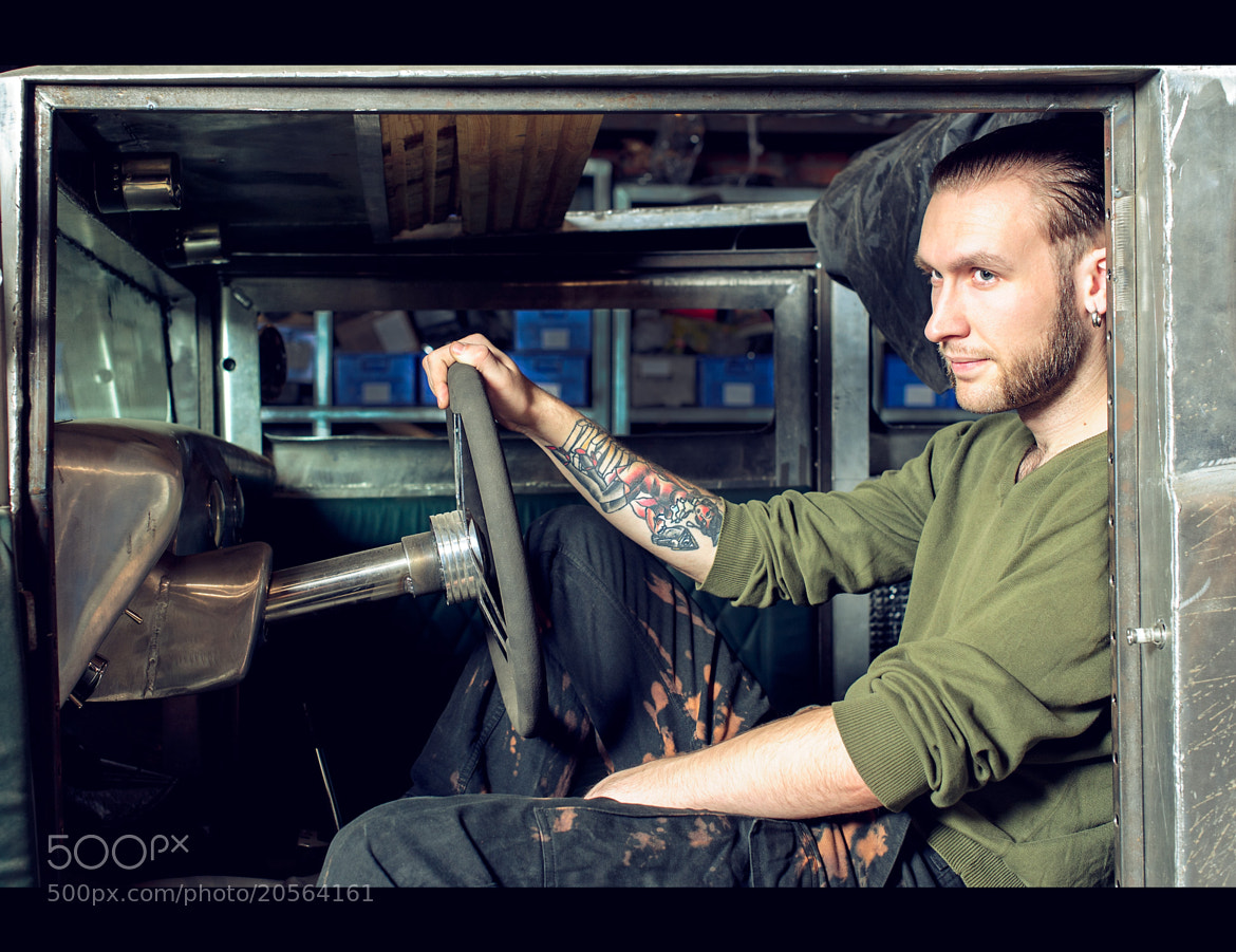 Photograph Hot Rod maker by Andrey Gg on 500px