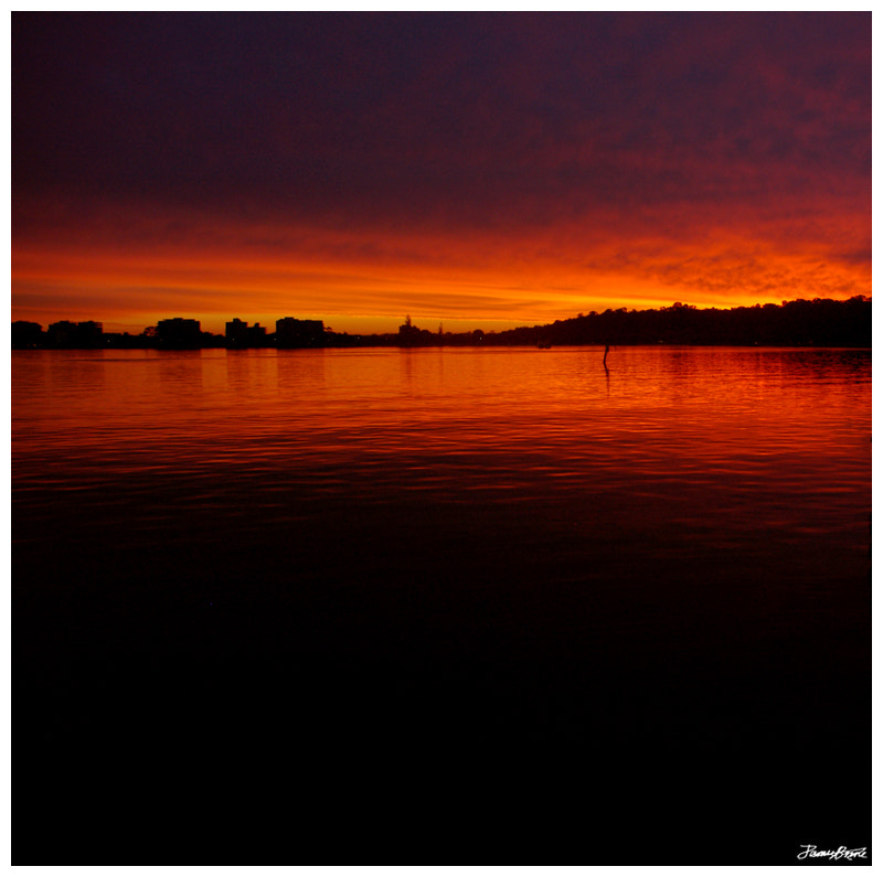 Photograph Swan River by James Brine on 500px