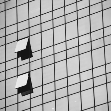 Opened windows, Canon EOS 600D, Sigma 18-200mm f/3.5-6.3 DC OS