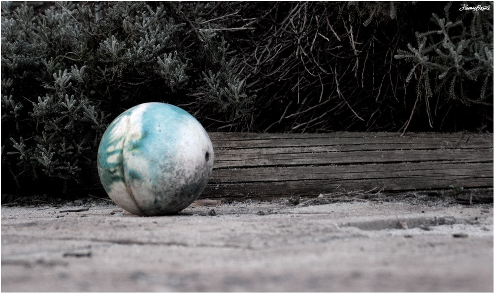 Photograph Ball by James Brine on 500px