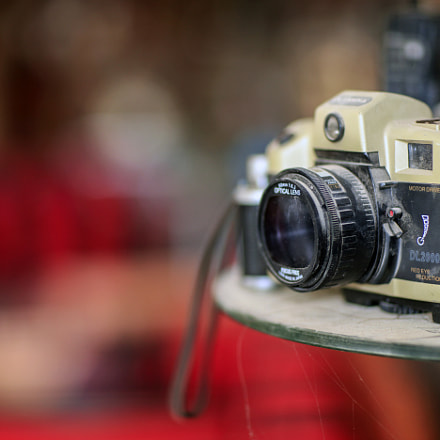 Old camera, Canon EOS 5D MARK II, Canon EF 85mm f/1.2L
