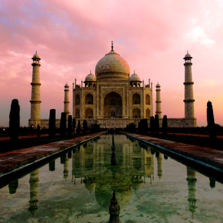 The Taj.., Nikon COOLPIX S3100