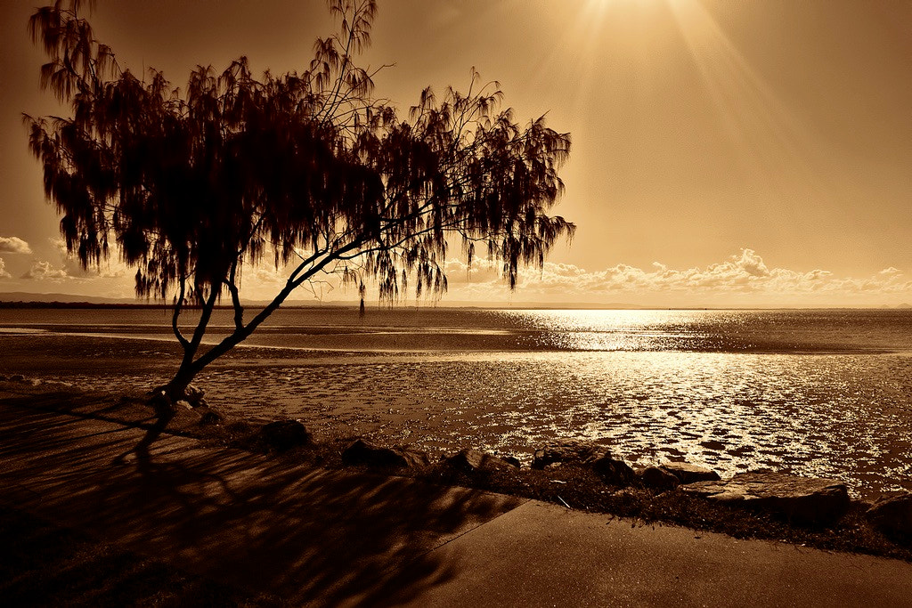 Photograph Deception Bay by Lee Bailey on 500px