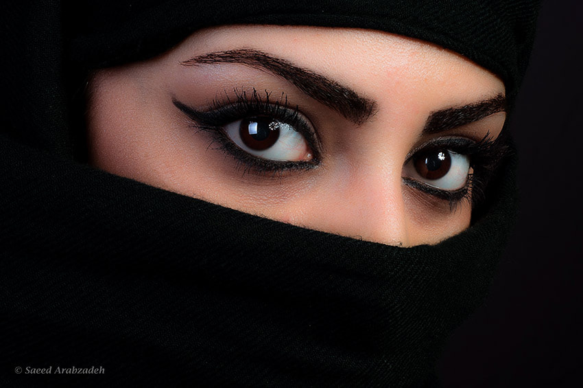 Photograph Persian Eyes by Saeed Arabzadeh on 500px