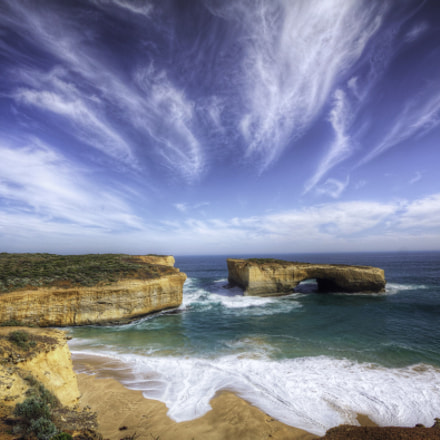 London Bridge, Great Ocean, Canon EOS 50D, Canon EF-S 10-22mm f/3.5-4.5 USM