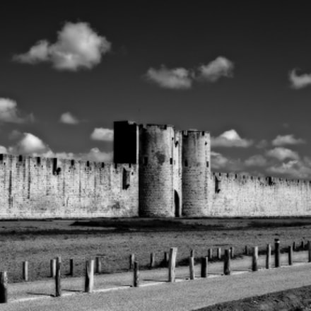 AIGUES MORTES. LANGUEDOC, Pentax K20D, Tamron SP AF 28-75mm F2.8 XR Di LD Aspherical [IF] Macro