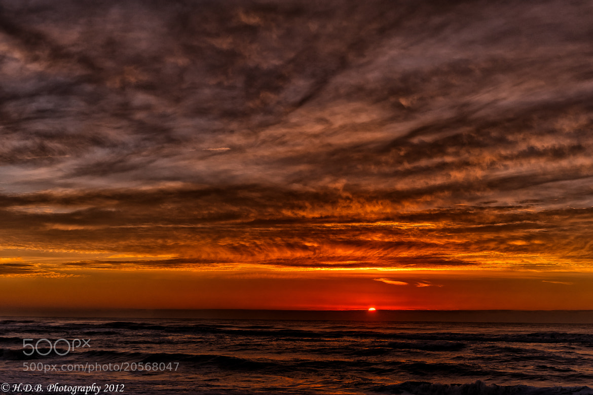 Photograph A New Day (Sunrise) by Harold Begun on 500px