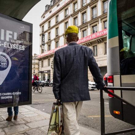 People in Paris XII