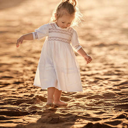 Sand in my toes..., Canon EOS 5D MARK III