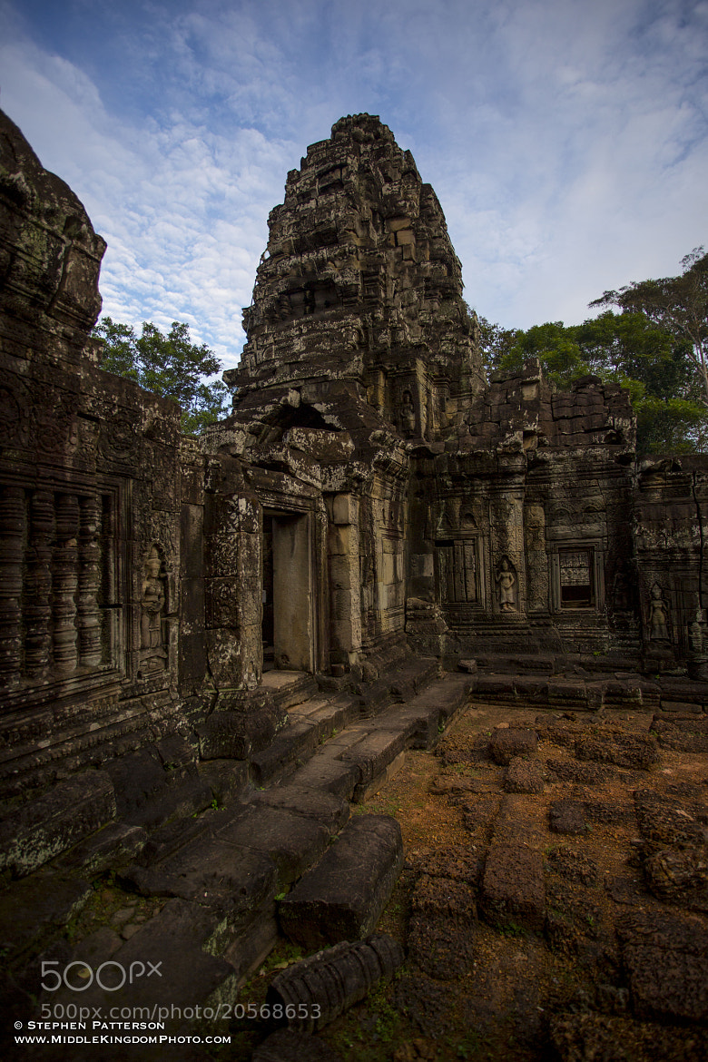 Photograph Banteay Kdei - Angkor Wat by Stephen Patterson on 500px