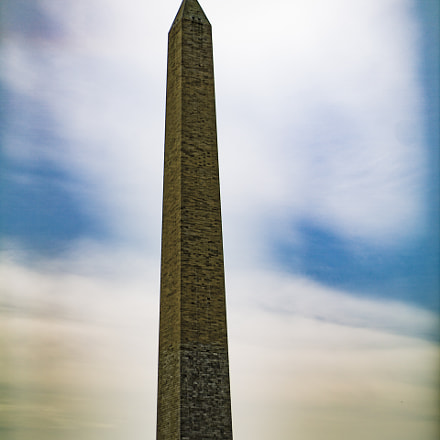 Washington Monument, Canon EOS 5D MARK III, Carl Zeiss Planar T* 50mm f/1.4 ZE