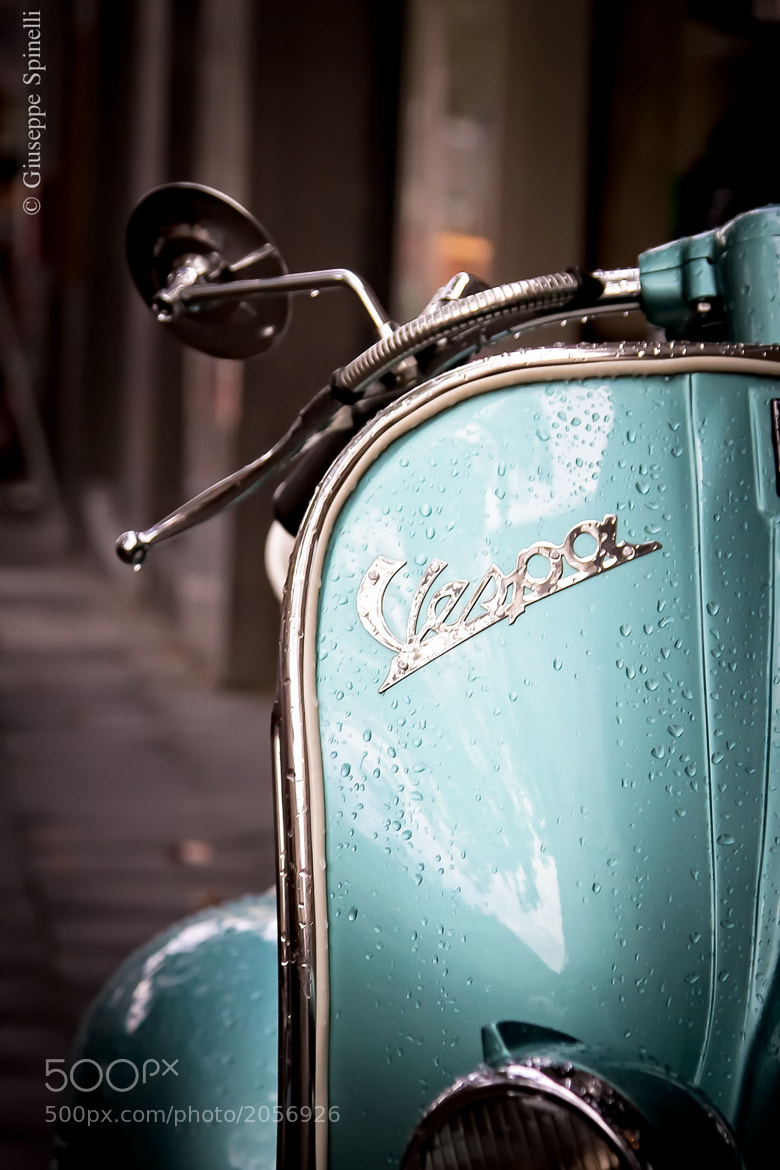 Photograph Vespa - Florence by Giuseppe  Spinelli on 500px