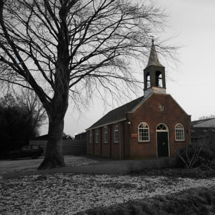 Cute church in the, Canon EOS 500D, Canon EF-S 10-18mm f/4.5-5.6 IS STM