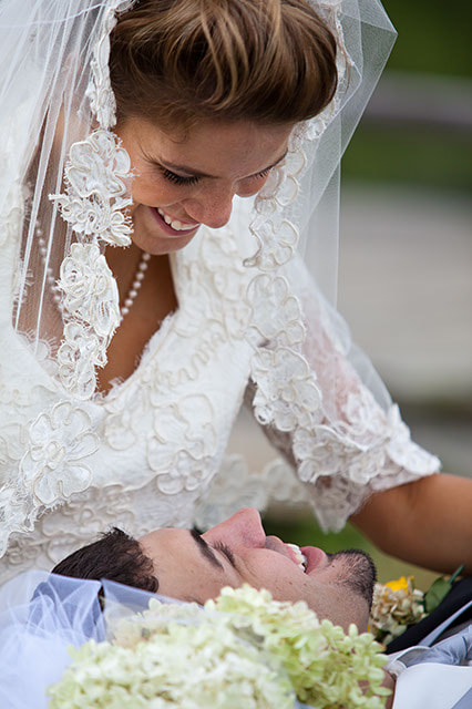 Photograph Bride and Groom by Tim Pennington on 500px