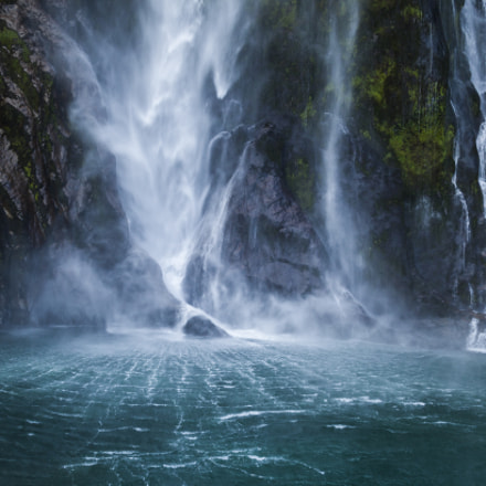 Stirling falls- New Zealand, Canon EOS 5D MARK II, Canon EF 35-350mm f/3.5-5.6L