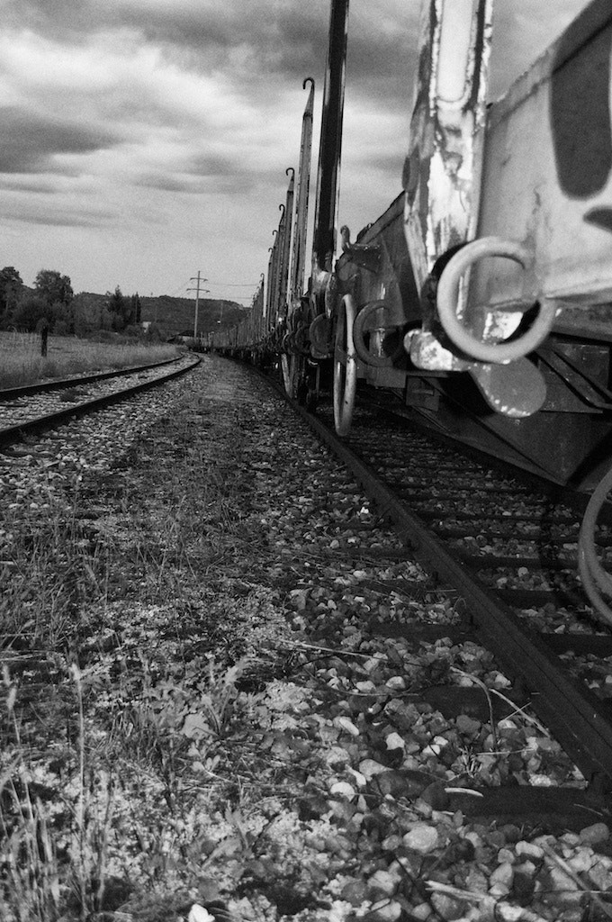 Photograph train by Enzo Marzoli on 500px
