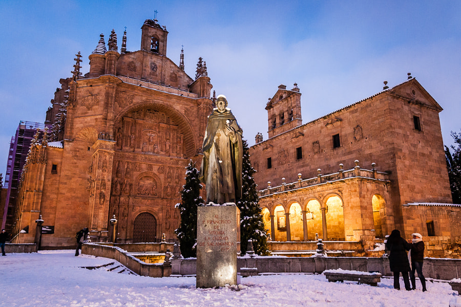 Photograph Winter in Salamanca by Jose Agudo on 500px
