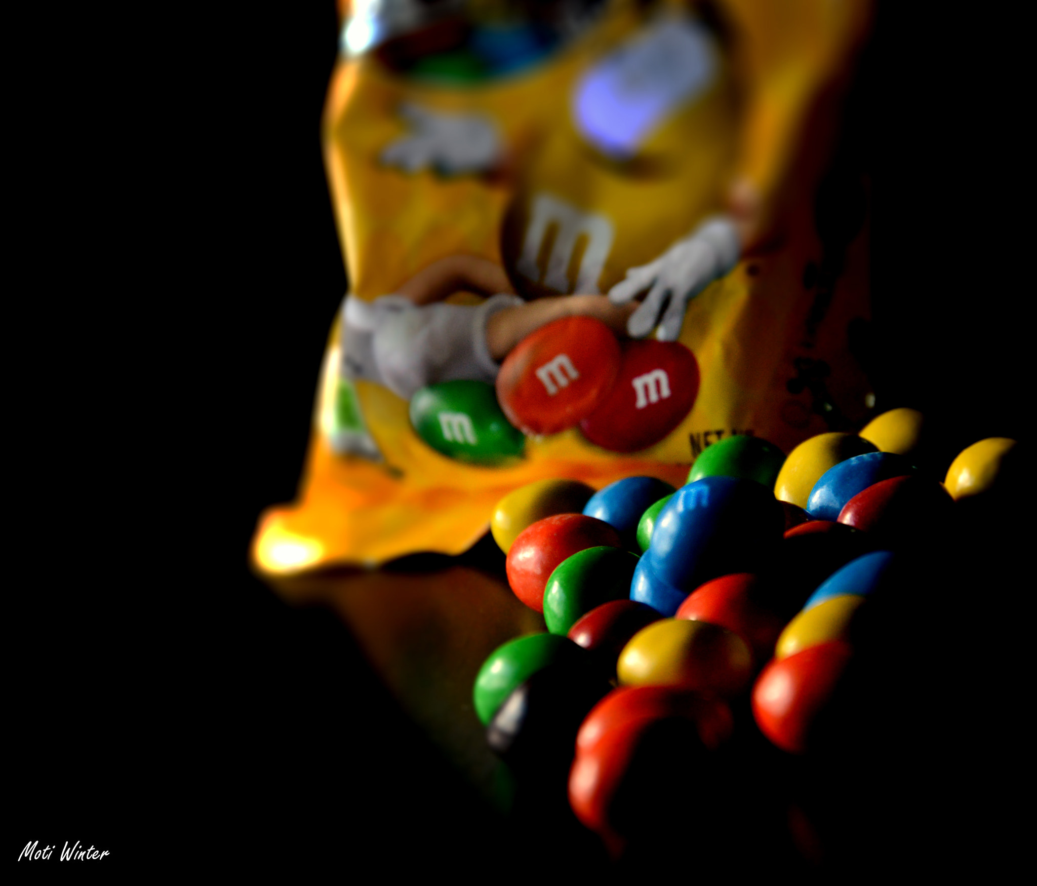 Photograph Good morning m&m's by Moti Winter on 500px