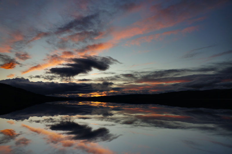 Photograph Sunset, Loch Rannoch, Perth & Kinross, Scottish Highlands by Heather Leslie Ross on 500px