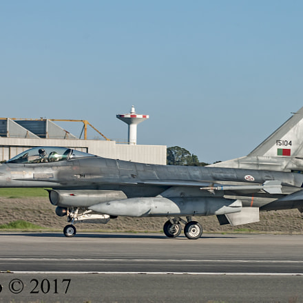 Lockheed Martin F-16 AM, Sony DSLR-A390, Sigma 30mm F1.4 EX DC