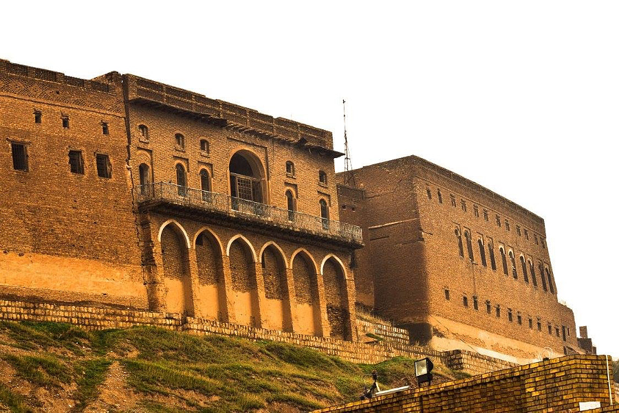 Erbil citadel by wreadubzy on 500px.com