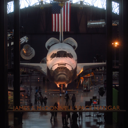Space Shuttle Discovery I, Canon POWERSHOT ELPH 300HS